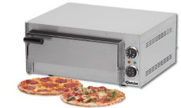 Piec do pizzy 1-komorowy 1xpizza 35 cm BARTSCHER, Mini 1 203510