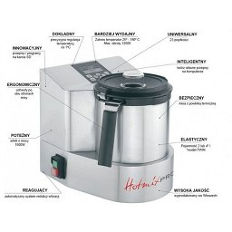 Mikser termiczny HotmixPRO Gastro HM-G01