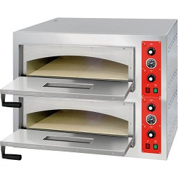 Piec do pizzy 2x4 fi 320 mm