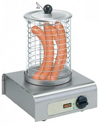 Hot Dog Single Unit