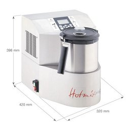 Mikser termiczny HotmixPRO Gastro XL HM-GXL01
