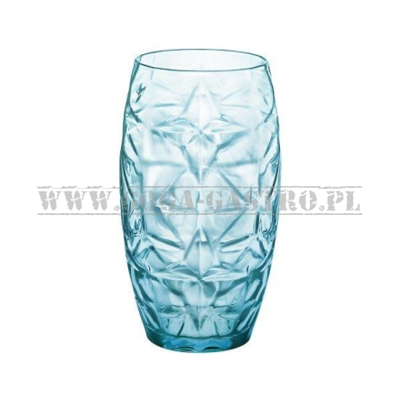 Szklanka Cool Blue wysoka 470 ml 470 ml